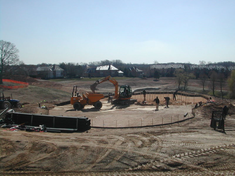 Image of new construction at Casa Verde Golf